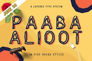 Paabalioot Font