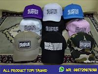 Katalog Semua Produk Topi Tauhid Harga Mulai Rp 15.000,-