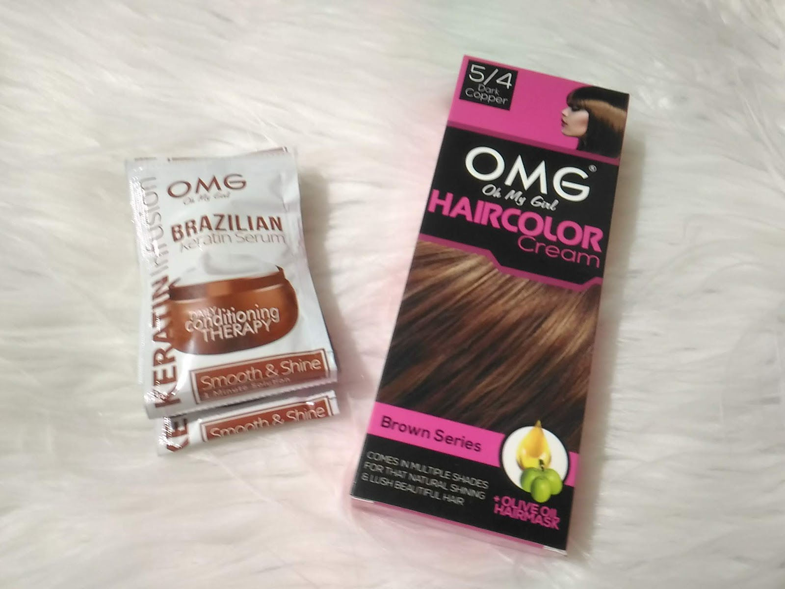 f91a25e56d25fc OMG is a nail polish brand from the Philippines. Now, OMG offers more salon  products such as these hair color cream and the Brazilian keratin serum.