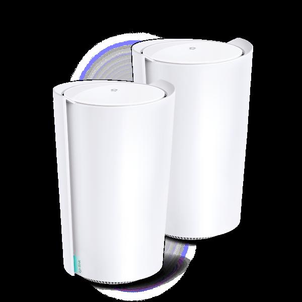 TP-Link revela o Deco X90 - o seu sistema Mesh Wi-Fi6 mais rápido de sempre
