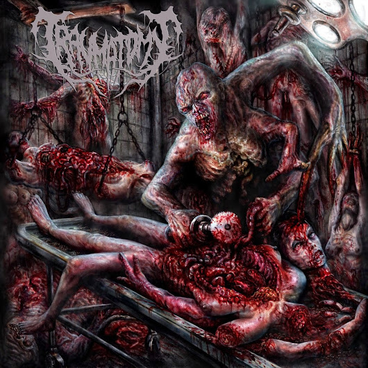 Traumatomy - Beneficial Amputation Excess Limbs EP