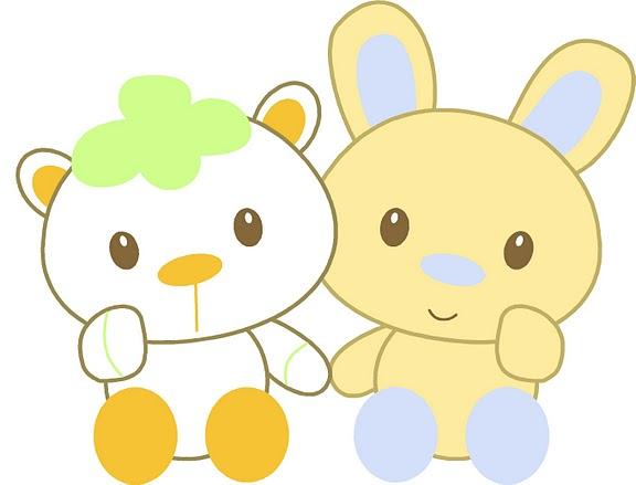 Dibujo De Un Bebe A Color: Imagenes Animales Para Bebes