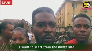 Bishop's Court Trash Challenge: Alliance Executives Clear Illegal Dump Site In IMSU