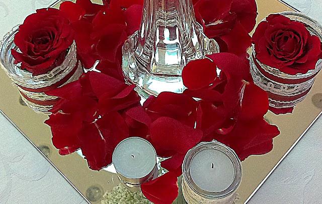 свадьба в стиле рафаэлло