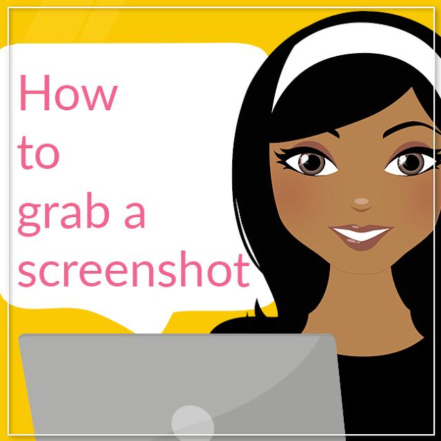 How to take a screenshot on a desktop computer, Lovelytocu.ca
