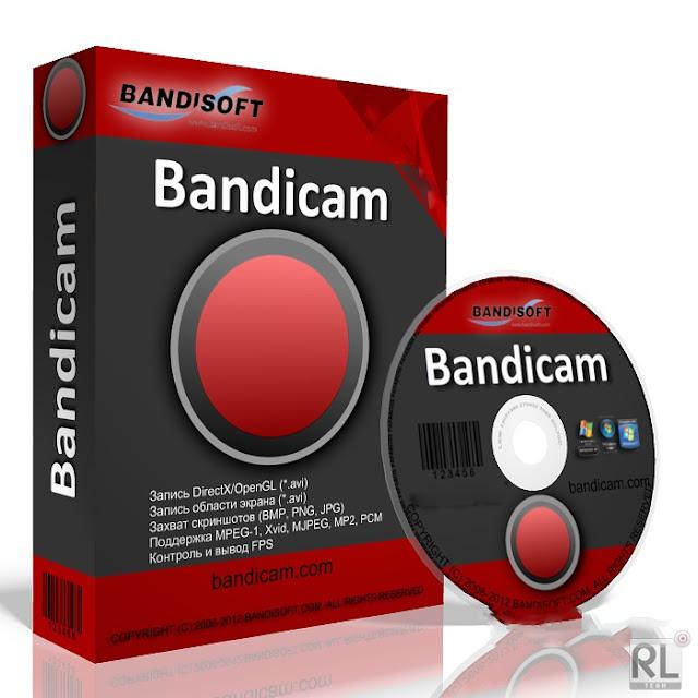 Bandicam Phần mềm quay video, ghi âm game, màn hình tốt nhất