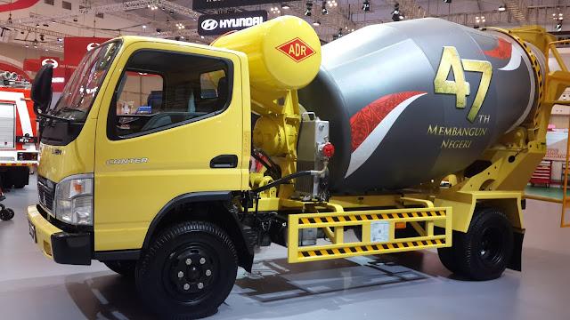 harga truk mixer colt diesel 2019, harga mobil mixer colt diesel canter 2019