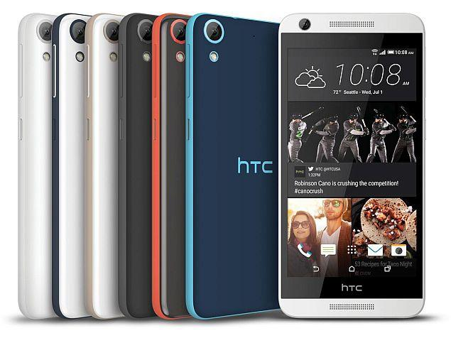 HTC Desire 626 (USA) Specifications - Inetversal