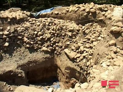 Τύμβος 3.000 ετών ανακαλύφθηκε στο Αζερμπαϊτζάν