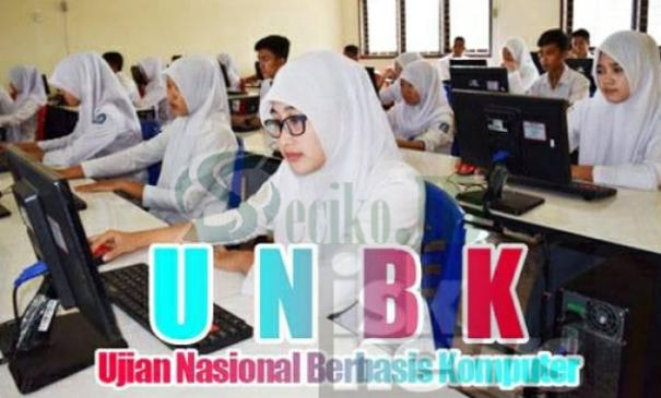 Soal UNBK 2020