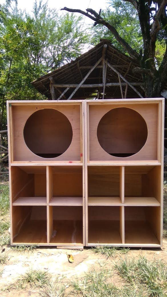 Tepong Audio Box Custom Rembang