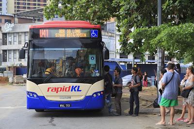 Buses in Malaysia