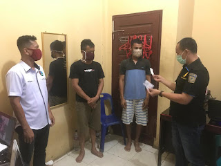 Satuan Narkoba Polres Labuhanbatu Berhasil Bekuk Dua Pengedar Narkotika