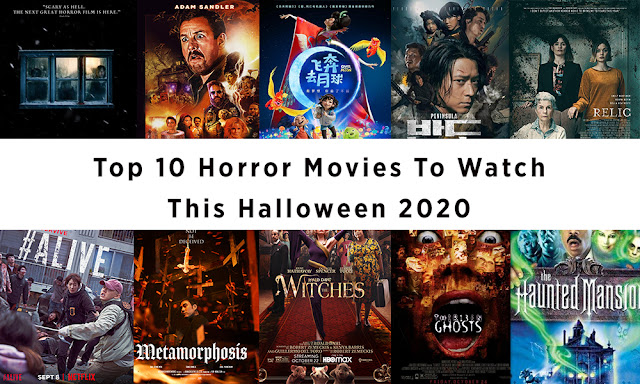 Top 10 Horror Movies To Watch This Halloween 2020 v