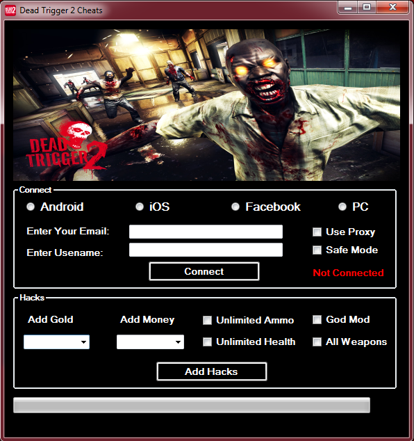 Premium Hack Cheat Tools Dead Trigger 2 Hack Cheat Tool Unlimited
