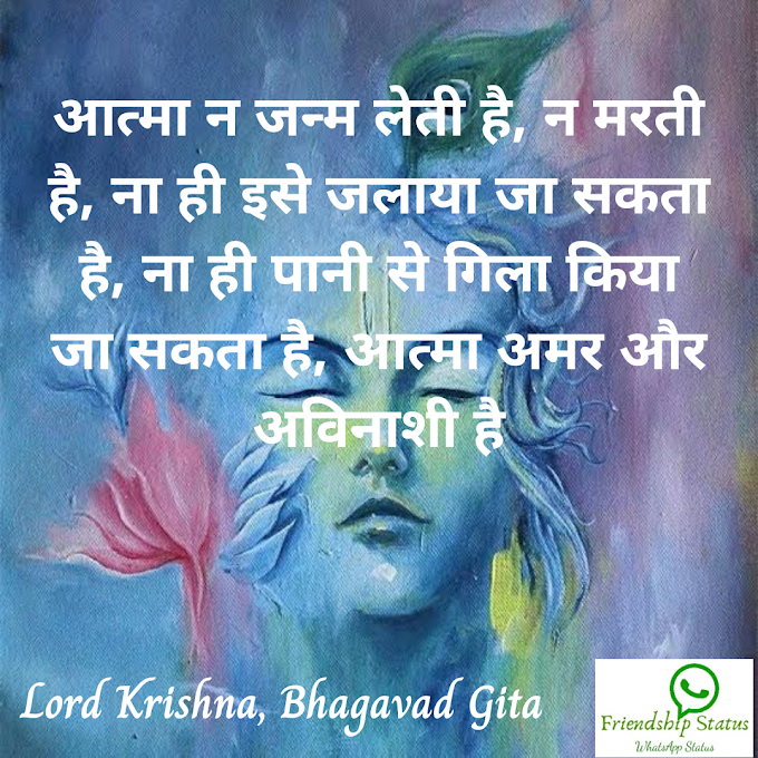 Best 20+ Devotional Inspirational Beautiful Krishna Quotes | श्री कृष्ण की वाणी