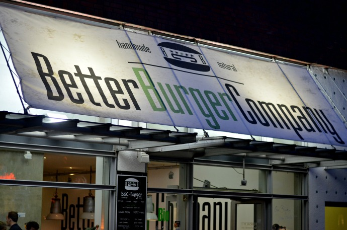 better burger company, Hamburg for families, Hamburger in Hamburg