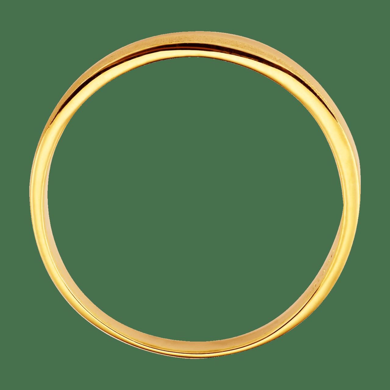 Nhẫn cưới Vàng 18K PNJ Sánh Duyên 0000Y000284