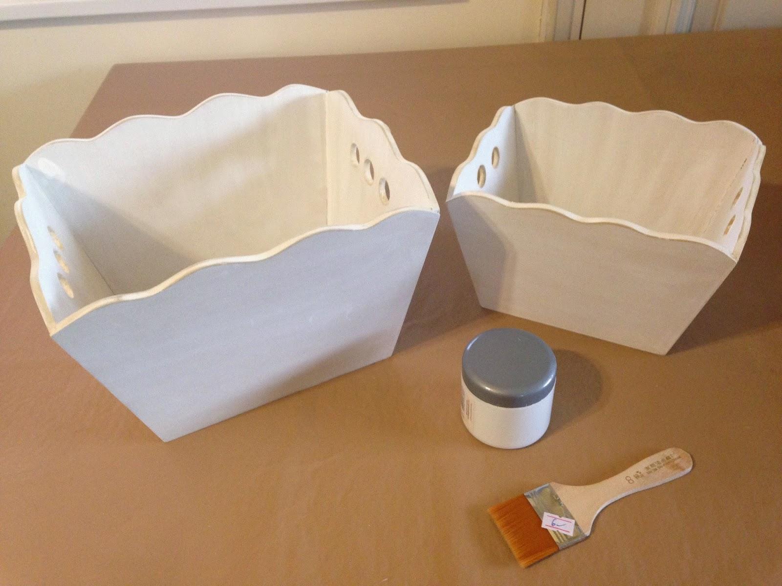 Como Pintar Una Caja De Madera Affordable Caja En Mdf Caja En  ~ Cajas De Madera Con Tapa De Cristal