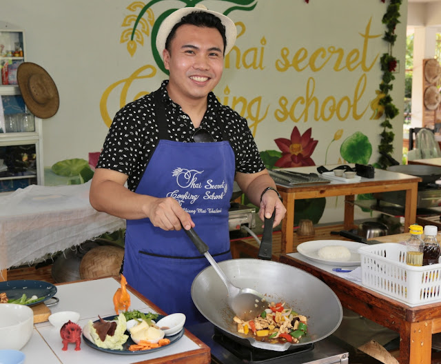 Thai Secret Cooking School & Baan Organic Garden