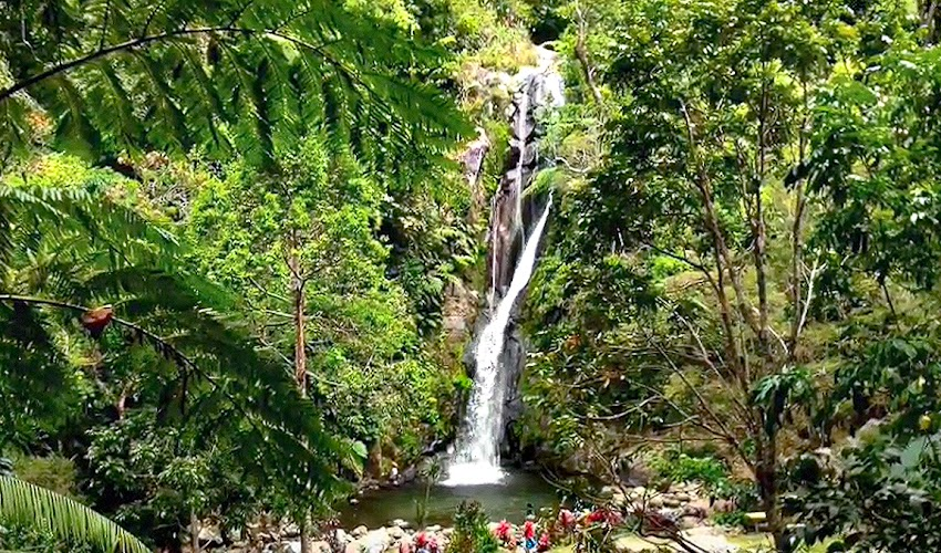 Travel in the New Normal: Tausuvan Falls in Cotabato