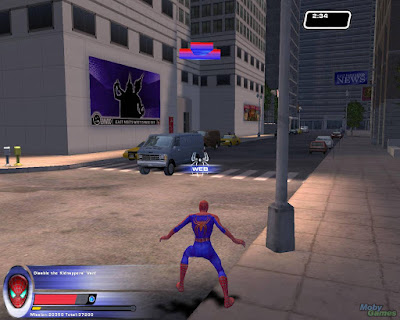 Download Game Spiderman 2 Full Version
