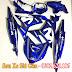 Mẫu sơn xe máy Exciter 150 tem movistar cực đẹp
