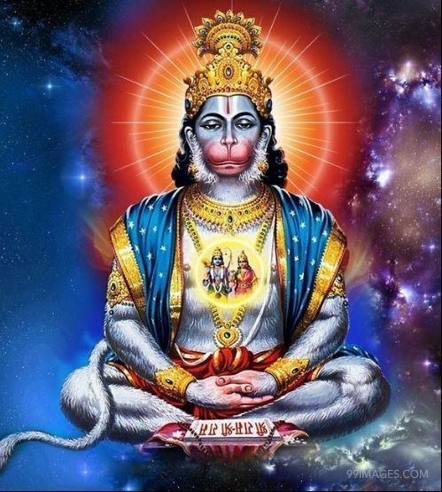 Hanuman Story in Mahabharat