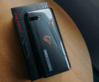 ASUS ROG Phone menggunakan snapdragon 845
