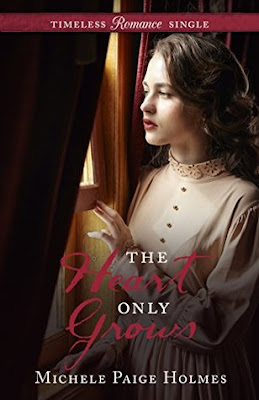 Heidi Reads... The Heart Only Grows by Michele Paige Holmes