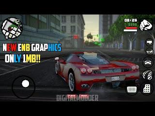 [1MB] NEW ENB GRAPHICS MOD IN GTA SA    NEW ENB MOD   