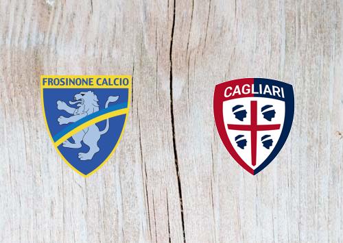 Frosinone vs Cagliari - Highlights 02 December 2018
