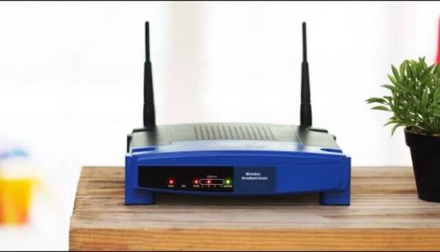 اتصال الجهاز بالجهاز باستخدام الراوتر