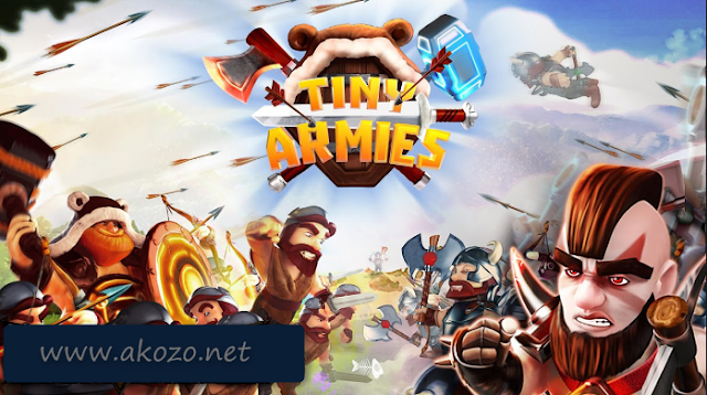 Download Tiny Armies Clash Arena  Mod Apk