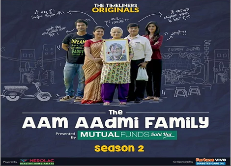 Download The Aam Aadmi Family (2017) Season 02 Hindi 720p + 1080p WEB-DL x264
