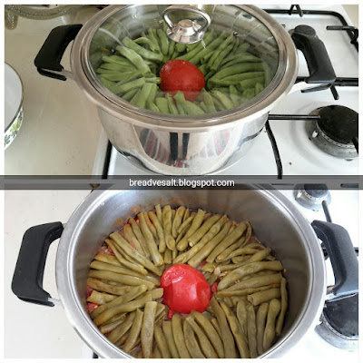 What is the healthiest way to eat green beans?
