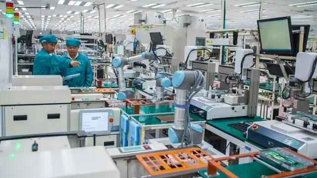 Kecelakaan Kerja Meningkat, Saatnya Industri Indonesia Gunakan Robot?