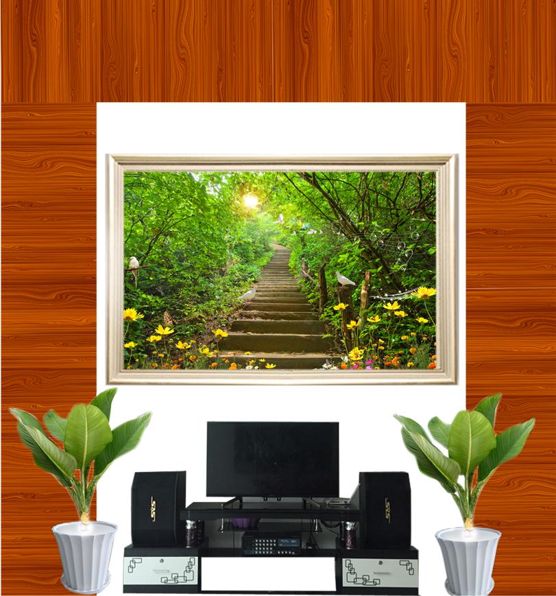 Download tranh phong cảnh