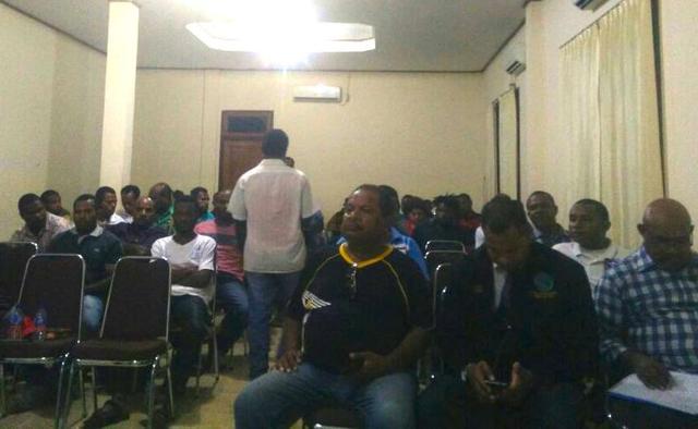Divestasi 51 Persen Saham Freeport, Masyarakat Papua Gelar Demo