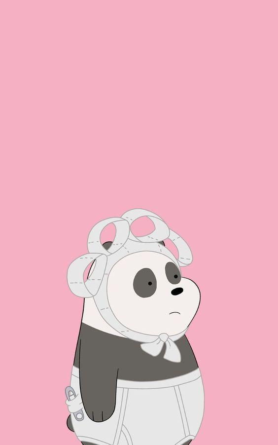 We bare bears panda