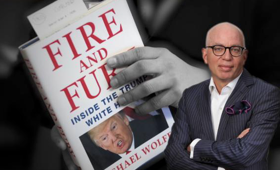 Michael Wolff's spotty record raises questions about Trump tell-all