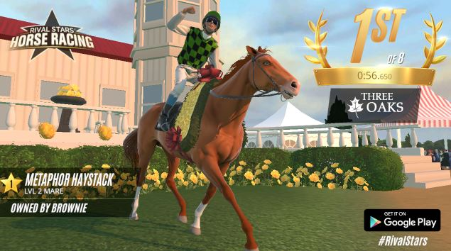 Rival Stars Horse - Best Horse Racing Games