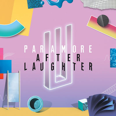 Paramore - After Laughter -  Album Download, Itunes Cover, Official Cover, Album CD Cover Art, Tracklist
