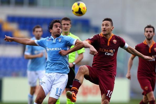 Roma vs Lazio EN VIVO por la Serie A