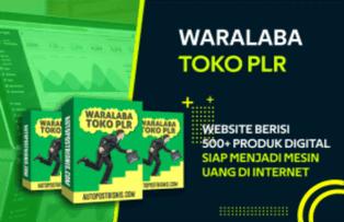 Waralaba Toko PLR