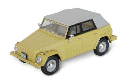 volkswagen Safari 1972 1:43, volkswagen collection, colección volkswagen méxico