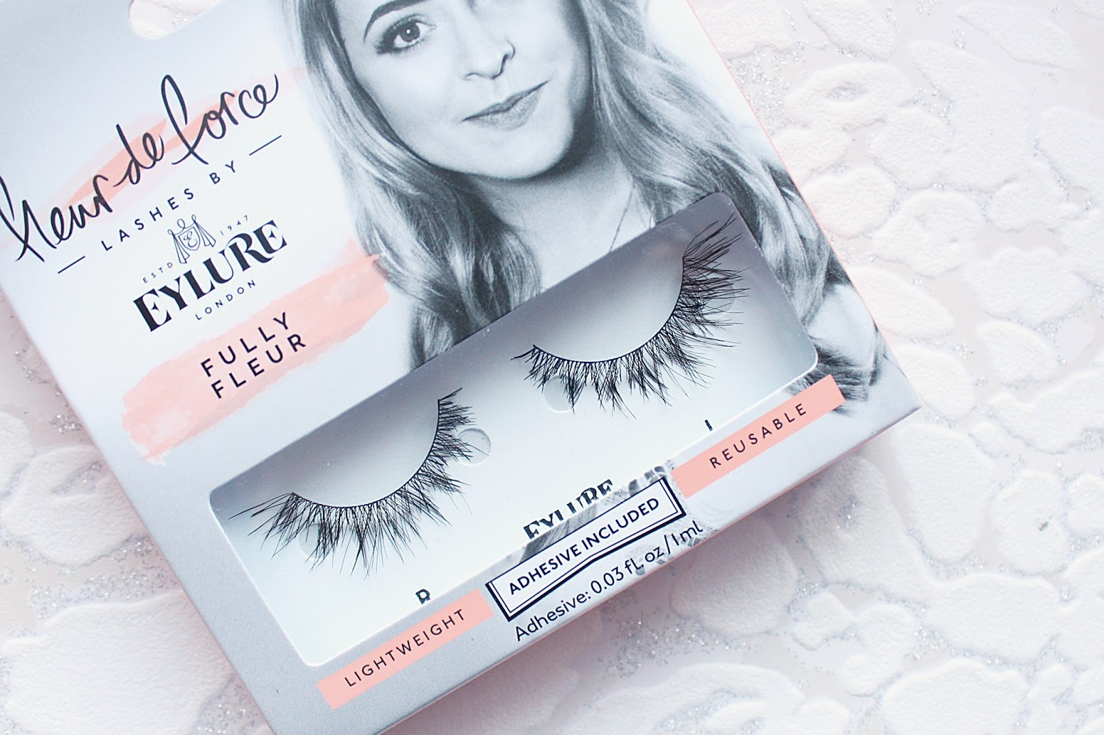 Eylure x Fleur de Force Lashes