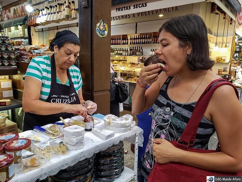 Hora de degustar geleias no Mercado Municipal de de São Paulo: o que fazer