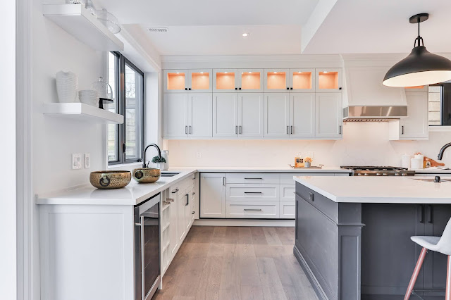 Model Dapur Sederhana Ukuran Kecil Dengan Kithcen Set