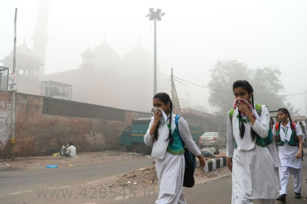 bad Air Quality delhi nov 2019
